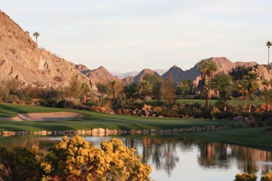 Arnold Palmer Classic Course Palm Springs (Image: SilverRock Resort)