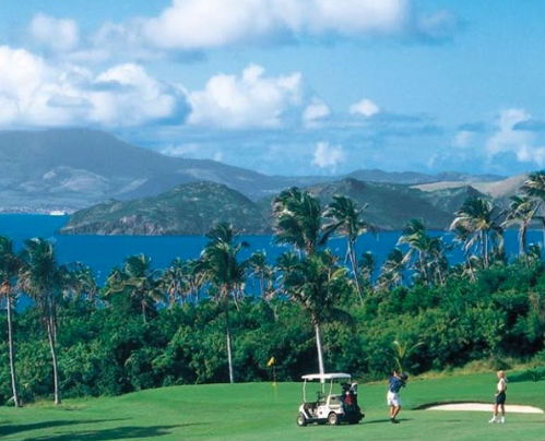 Four Seasons Nevis Golf Club (Image: @2islands1heaven)