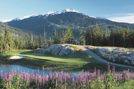 Fairmont Chateau Whistler Golf Course (Image: Fairmont Chateau Whistler Resort)