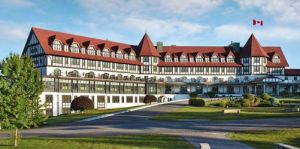 Algonquin Resort in St Andrews-by-the-Sea (Image: The Algonquin Resort)