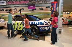 NASCAR Hall of Fame (Image: NASCAR Hall of Fame)