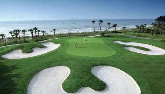 Palmetto Dunes golf course (Image: Palmetto Dunes Oceanfront Resort)