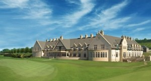 An artist's rendering of the 45-suite clubhouse. (Image: The Feddinch Club)