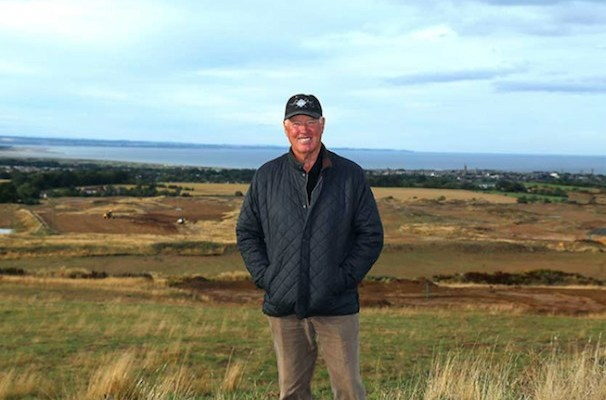 Tom Weiskopf at The Feddinch Club (Image: The Feddinch Club)