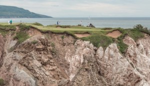 Cabot Cliffs Signature Hole (Image: One Ocean Expeditions)