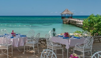 Tryall Club Beach Restaurant and Bar. (Image: The Tryall Club)