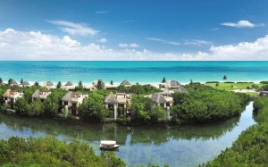 Fairmont Mayakoba Resort in Mexico