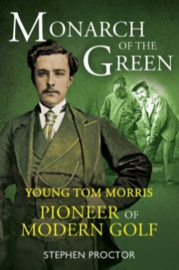 cover of the book Monarch of the Green by Stephen Proctor