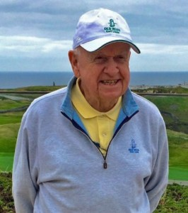 Golf architect Ron Kirby
