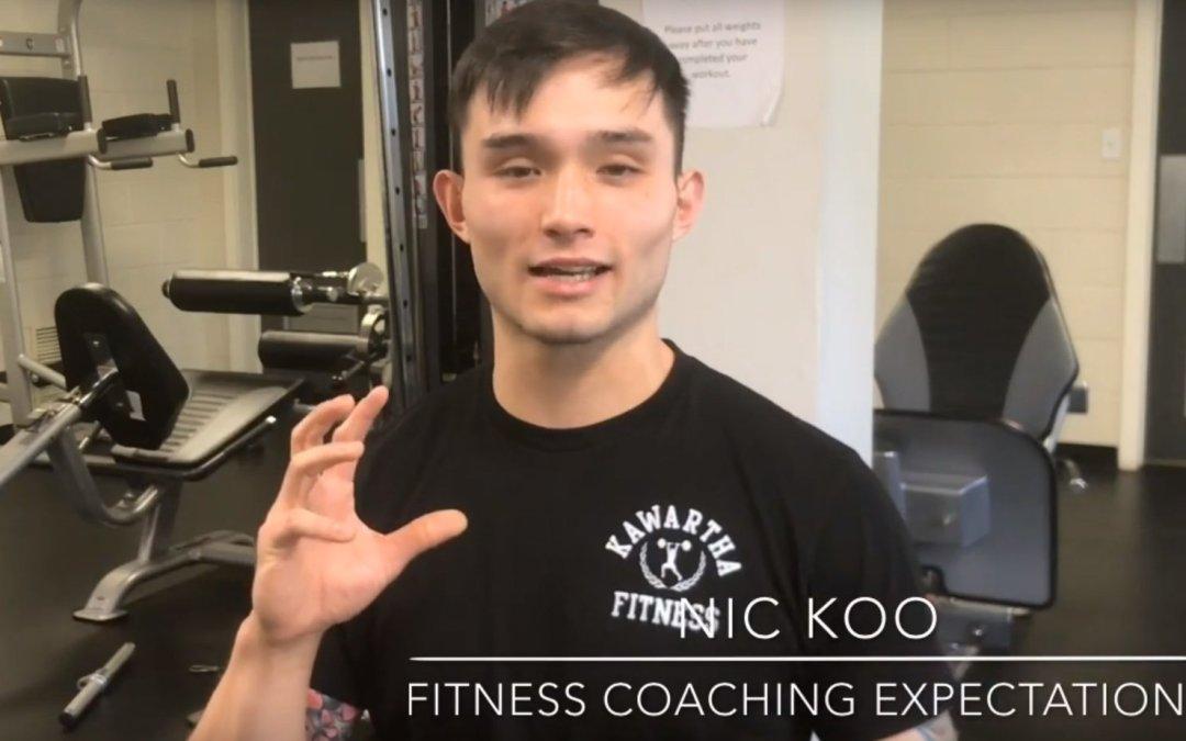 VLOG – CHRC Fitness Coaching