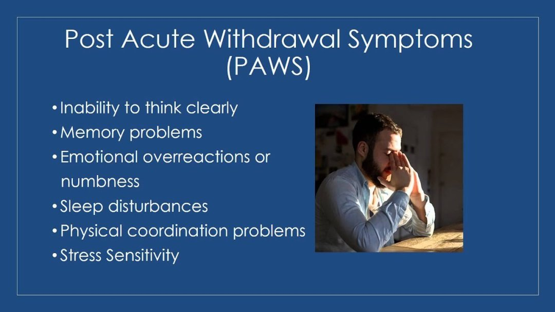Post-Acute Withdrawal Syndrome - CHRC - Addiction Treatment Centre 2