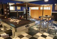 Creating the Ultimate Man Cave in the Garage