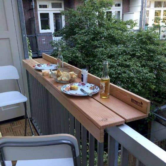 What Can I Put On A Small Balcony Home Trends Magazine