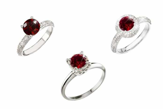 Swiss report shows growing demand for red diamonds