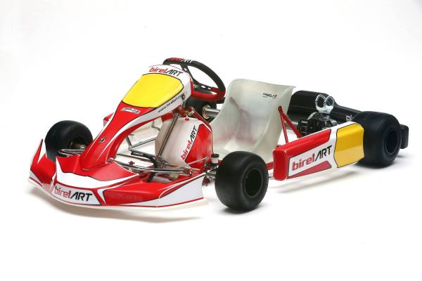 RMCGF Official Chassis Manufacturer Breakdown CKN