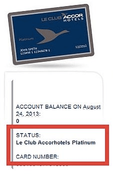Accor Platinum