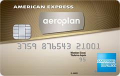 American Express Aeroplan Gold Credit Card