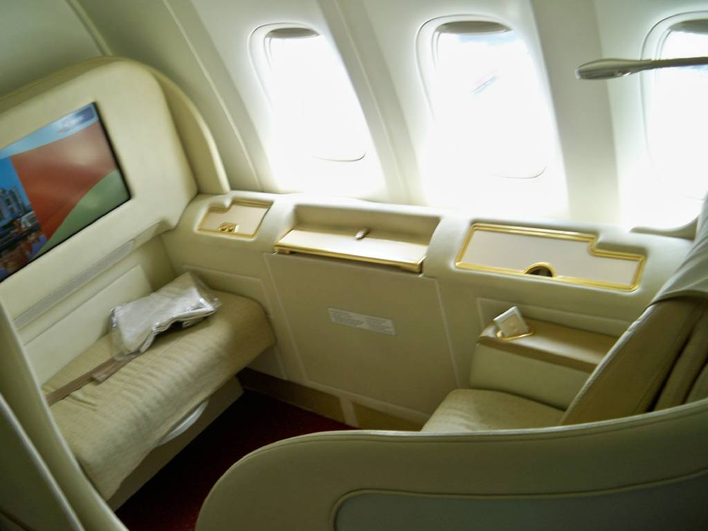 Air India 777 First Class