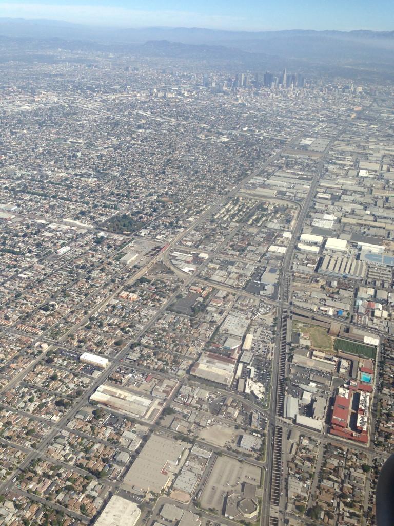 Descent into LA