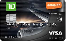 TD Aeroplan Visa Infinite