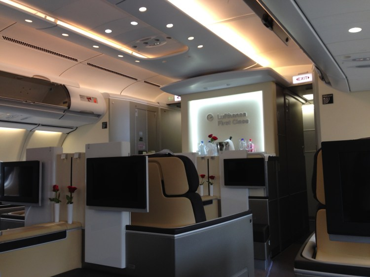 ransfer American Express MR to Aeroplan for Lufthansa First Class