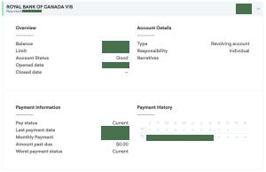 Credit Karma - Recent Inquiries