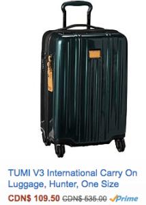 Tumi V3 Carry On
