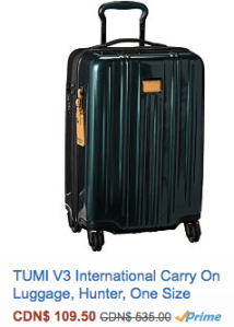 Tumi V3 Carry On