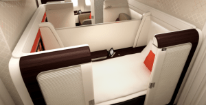 Garuda Indonesia First Class 90% off promotion