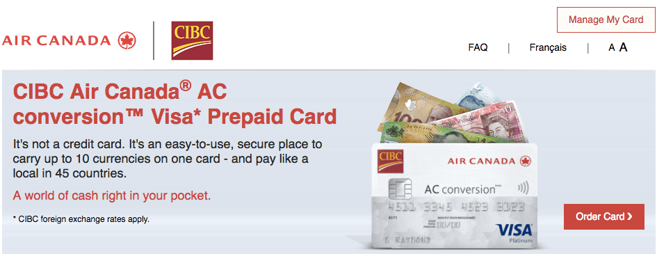 CIBC AC Conversion Card Overview