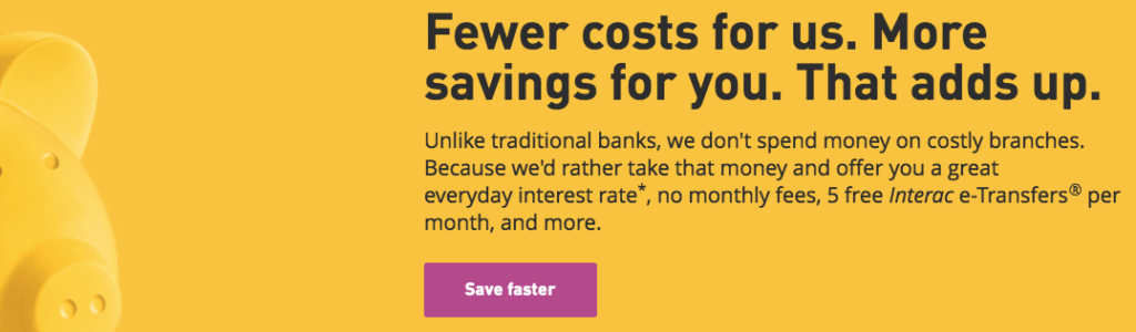 EQ Bank Review - Savings Plus Account