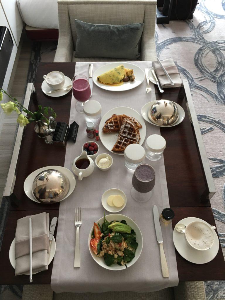 Park Hyatt New York - Room Service