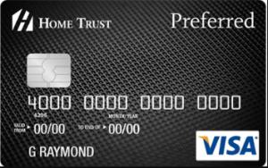Home Trust Preferred Visa