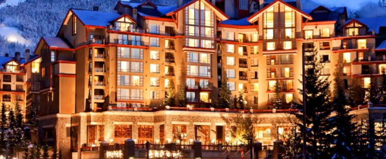 Westin Whistler - A Starwood Property