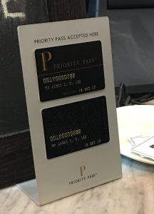 Priority Pass - Restaurants