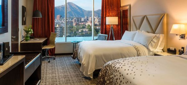 Marriott Hotel and Air Packages - Renaissance Santiago