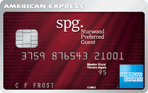 SPG Business AMEX (Source: amex.ca)