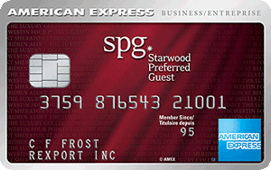 SPG Business American Express