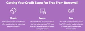 Free Credit Score Canada - Borrowell