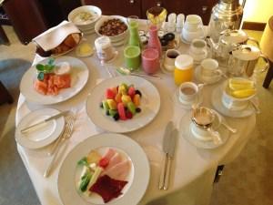 Park Hyatt Zurich - Breakfast