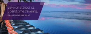SPG Buy Points Discount