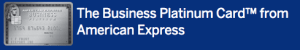 The Business Platinum Card - Earn up to 80,000 Points!