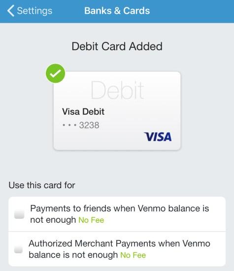 CIBC AC Conversion Card - Venmo