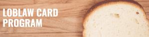 Bread Price-Fixing - $25 Loblaw Card