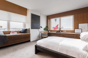 Virgin Atlantic Bedroom