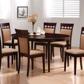 Humber 7 -Piece Dining Set - Espresso Finish