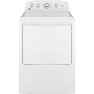 GE 7.2 cu.ft Electric Dryer GTD42EAMJWW