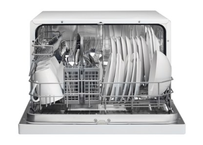 DDW611WLED Danby 6 Place Setting Dishwasher - Counter Top - White