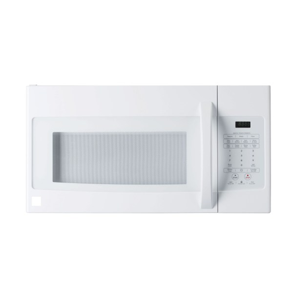 "30"" Over The Range Microwave 1.6 Cu.Ft - 300 CFM - White"