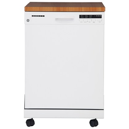 "GE 24"" Portable Dishwasher gsc400vww"